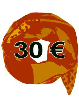 Gutschein 30 Euro