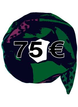 Sekai Colori Onlineshop Gutschein im Wert von 75 Euro für schöne Schals und Tücher