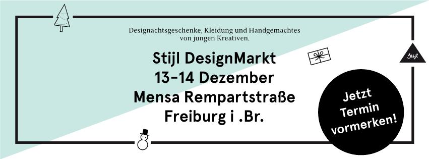Einladung Stijl Messe in Freiburg Dezember 2014