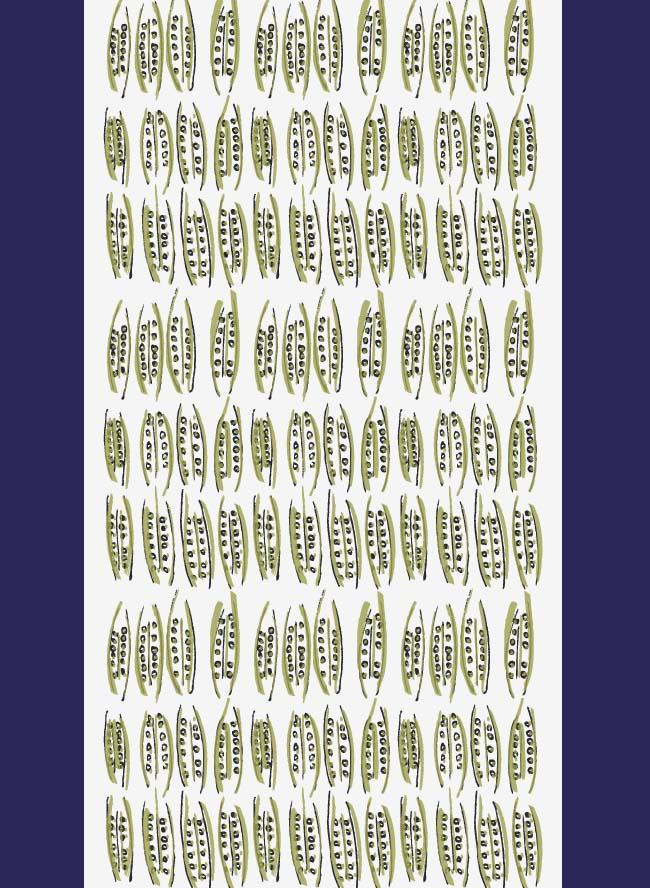 Loop Zucchini Marine Grafik