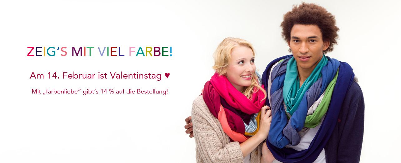 Farbenliebe bei Sekai Colori am Valentinstag 2015